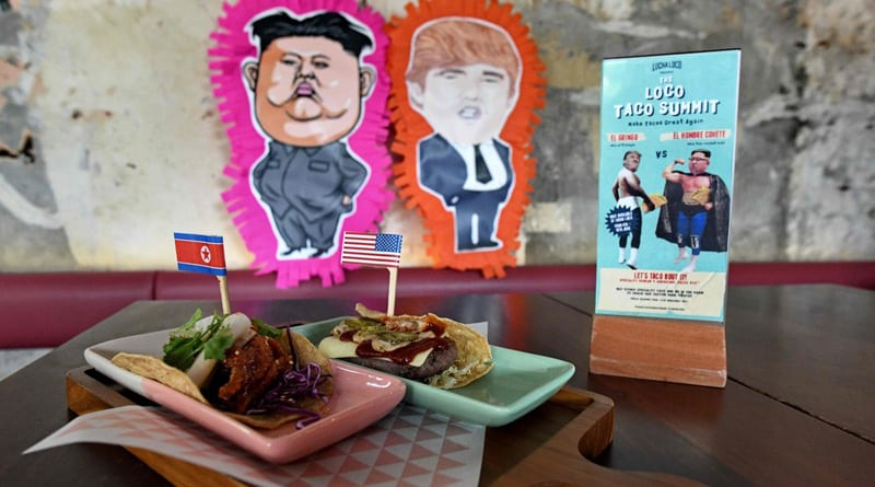 Singapore Summit: This is the menu for Donald Trump-Kim Jong lunch