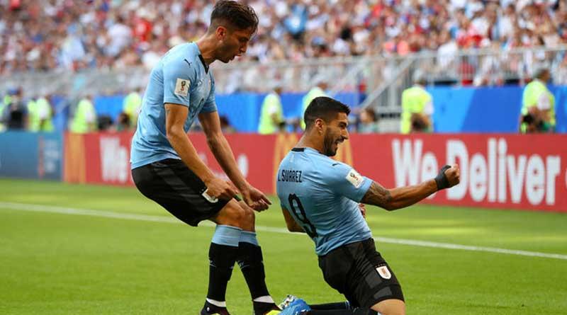 FIFA World Cup 2018: Uruguay beats Russia