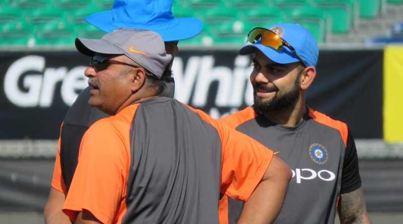 Team India practicing ahead of Ireland T20 match