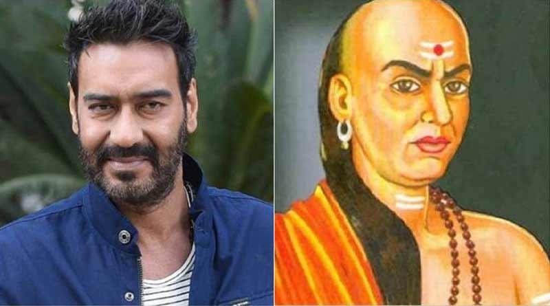 Ajay Devgn to play Chanakya in Neeraj Pandey's next film