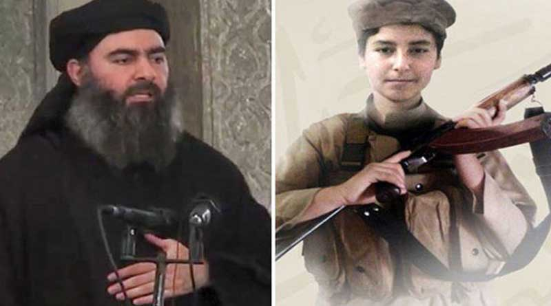 ISIS chief Bagdadi's son killed in Syria