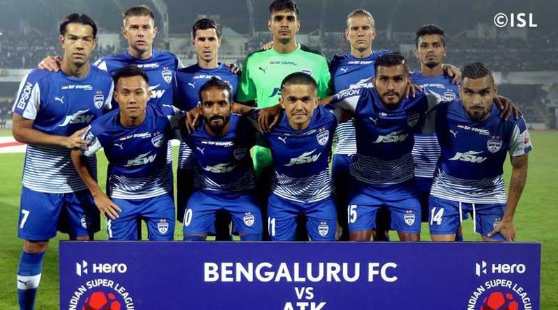 Bengaluru FC  to face Barcelona B in pre-season friendly