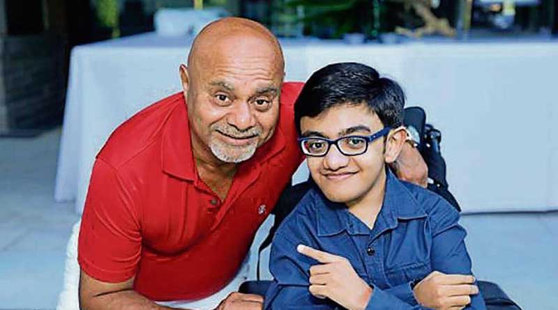 130 surgeries haven't disheartened this music prodigy and social media star