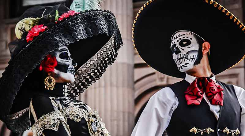 FIFA World Cup 2018: Mexican observe 'day of death' at Moscow