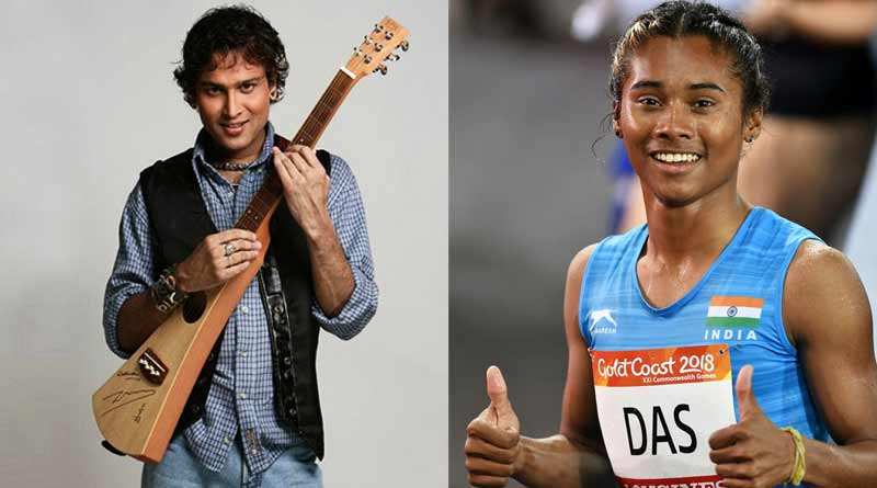 Zubeen Garg tells Hima Das to consume beef, sparks row