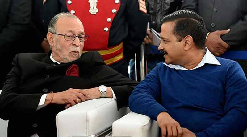 SC judgment  on AAP govt Vs Dehi Governor row