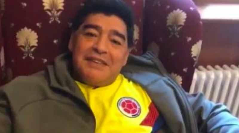 Football World Cup: FIFA condemns Maradona's remark against referee