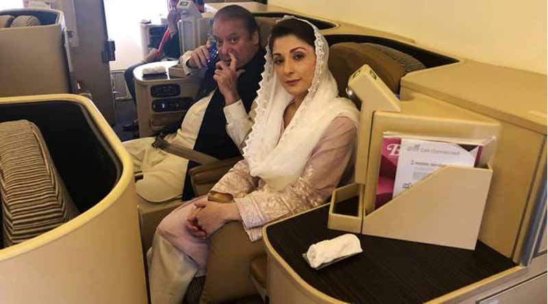 Nawaz Sharif arrested at Lahore airport