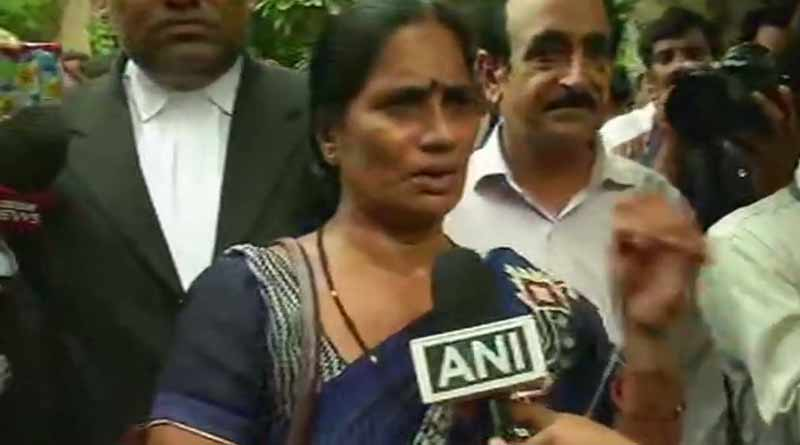 Struggle will continue, says Nirbhaya's mother