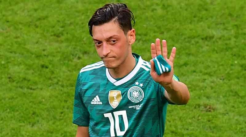 Mesut Ozil retires from International duty