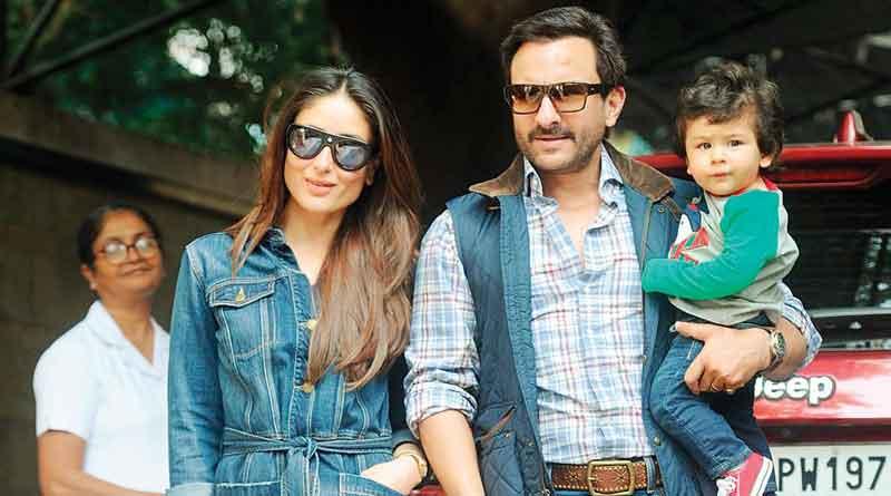 Kareena, Taimur have stopped kissing me, says Saif Ali Khan