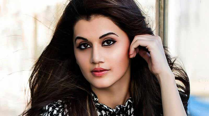 Taapsee Pannu opens up about Nepotism