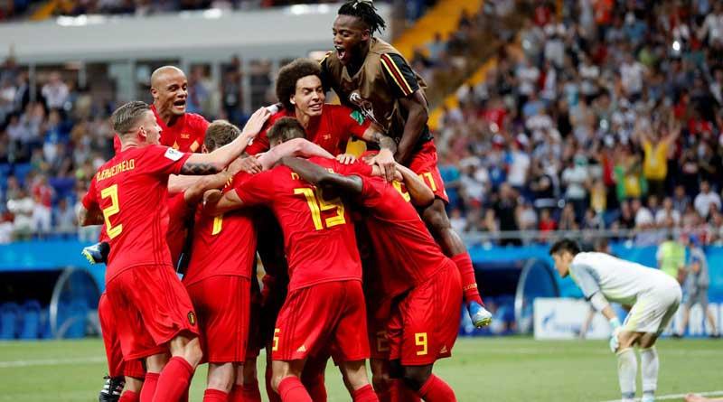 FIFA World Cup 2018: Belgium beats Japan