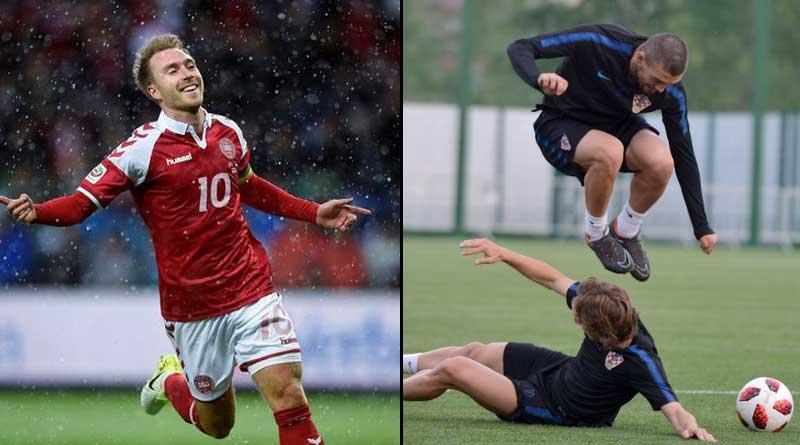 FIFA World Cup 2018: Croatia to face Denmark
