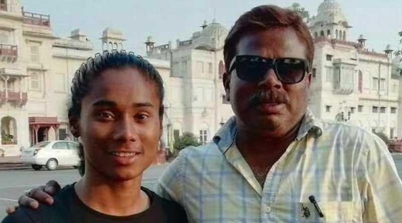 Chargesheet to be filed against Hima Das's coach Nipon Das