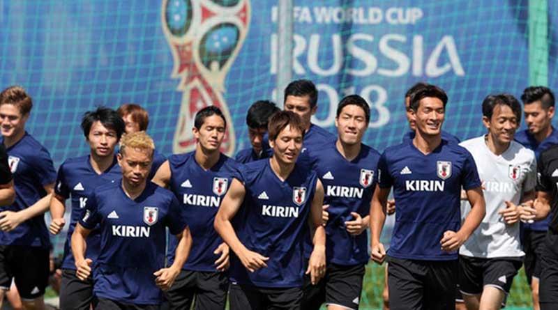 FIFA World Cup 2018: Japan to face Belgium