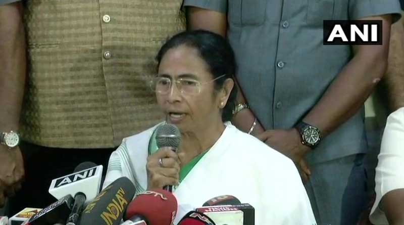 Primary report has been given by PWD chief engineer which suggests the bridge got affected due to metro construction work: West Bengal CM Mamata Banerjee