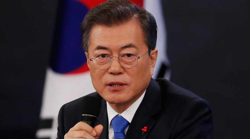 South Korean President to Arrive in India Today