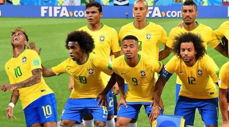 FIFA World Cup: Internet trolls Neymar for diving