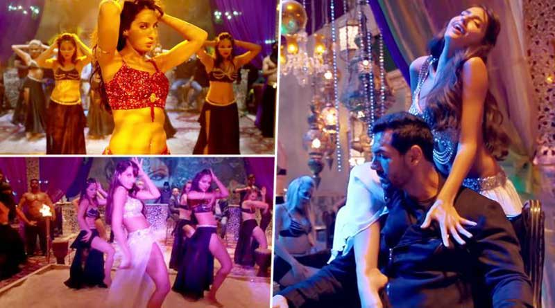 Satyameva Jayate: Nora Fatehi recreates 'Dilbar' tempo