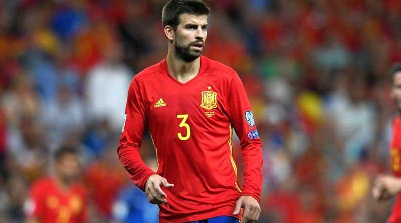 FIFA World Cup: Spain's Gerard Pique announces international retirement
