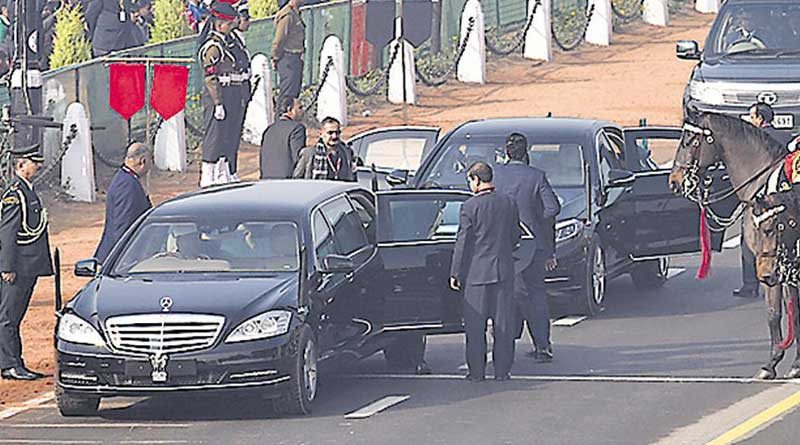 Number plates must for VVIP vehicles including President: HC