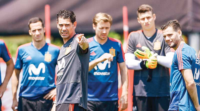 FIFA worldcup 2018: Spain to play against Russia in pre-quarter final