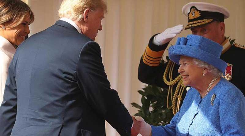 Donald Trump makes Queen Elizabeth wait, UK fumes