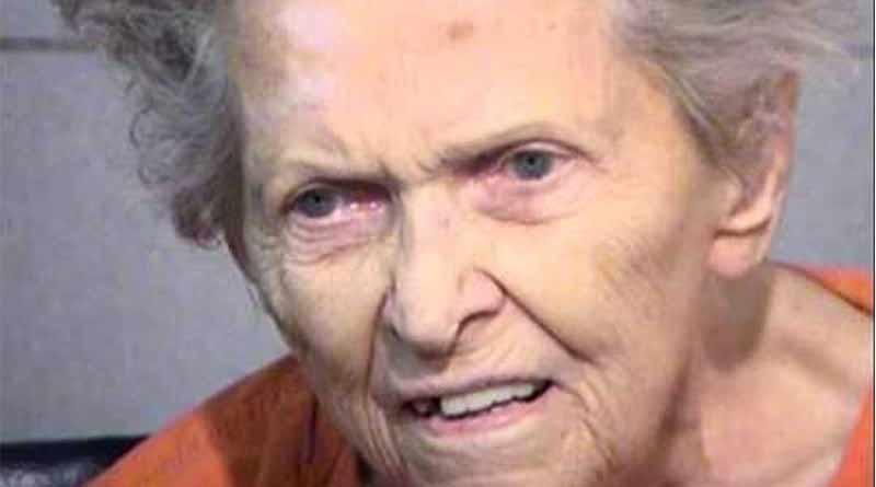 Son wanted old age home for mom, she killed her