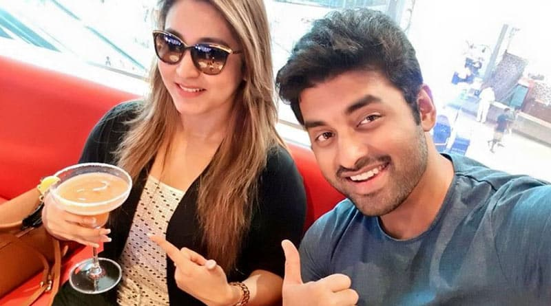 Here is what Ankush has to say on marriage humming