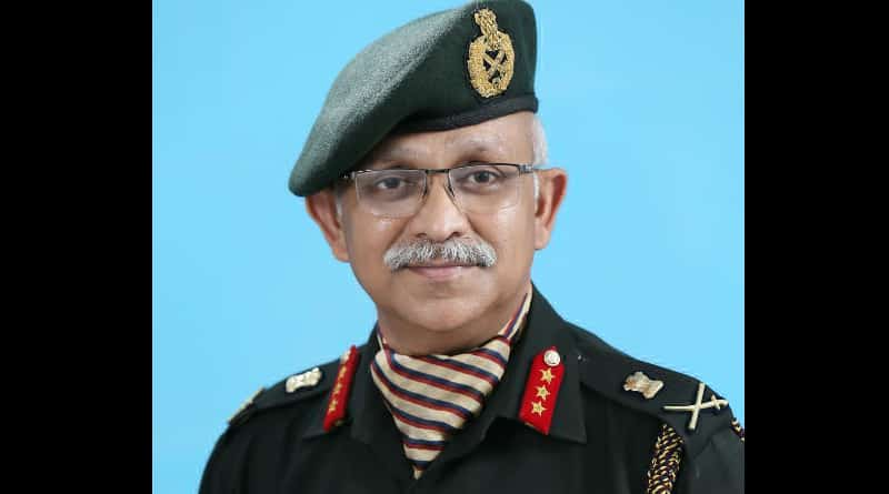 Lt Gen CP Mohanty takes charge of Sukna based Trishakti Corps