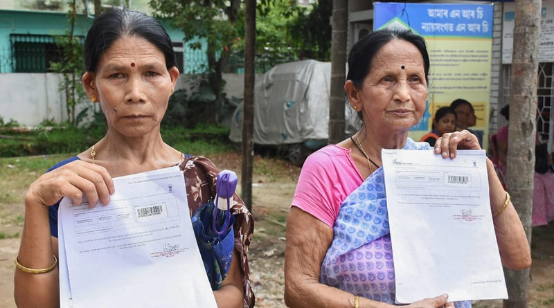 Assam NRC: Names Of BJP MLA's Wife Missing From Final Draf
