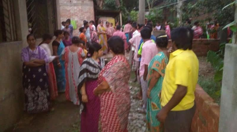 Mother-in-law relationship with the son-in-law, instability in Burdhaman