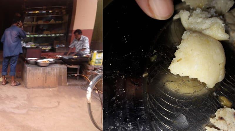 Worm found in Rosogolla, Burdwan sweet shop on scanner