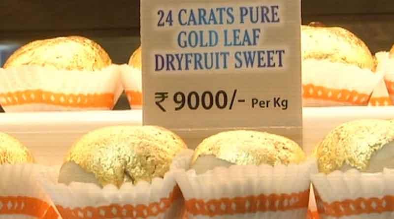 This Surat sweet costs Rs 9000 per kilogram