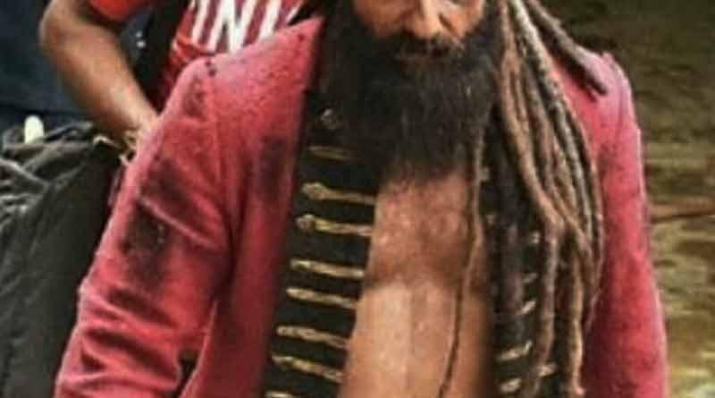 Saif Ali Khan reminds Jack Sparrow in his Hunter look