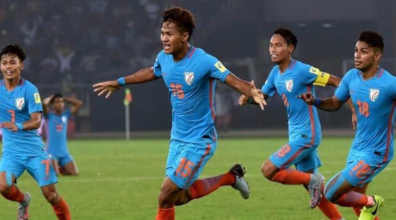 Indian U-20 Football Team Creates History, Beats Argentina 2-1 In COTIF Cup 2018