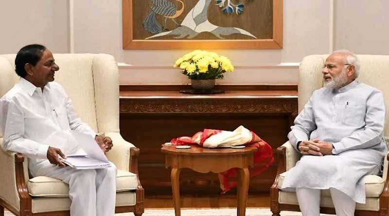 The Telangana Rashtra Samithi and BJP took a leap forward to face 2019 elections on post-poll support