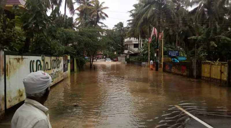Nagerbazar Sarbojanin to depict Kerala flood in Durga Puja theme
