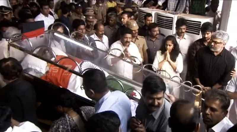 Karunanidhi Burial Verdict: Madras HC says, Karunanidhi to get a burial at the Marina Beach