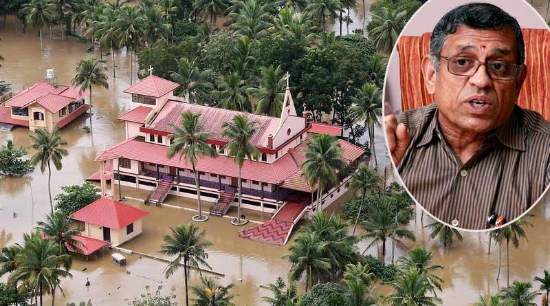 RBI director links Kerala floods to Sabarimala temple case