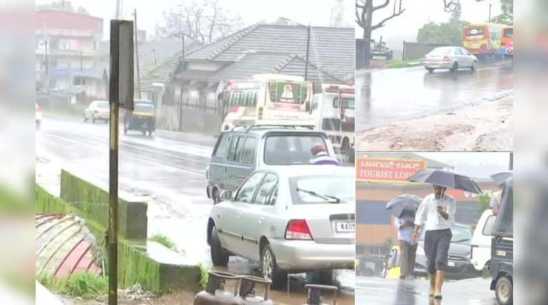 Heavy rain continues to lash Kodagu in kerala