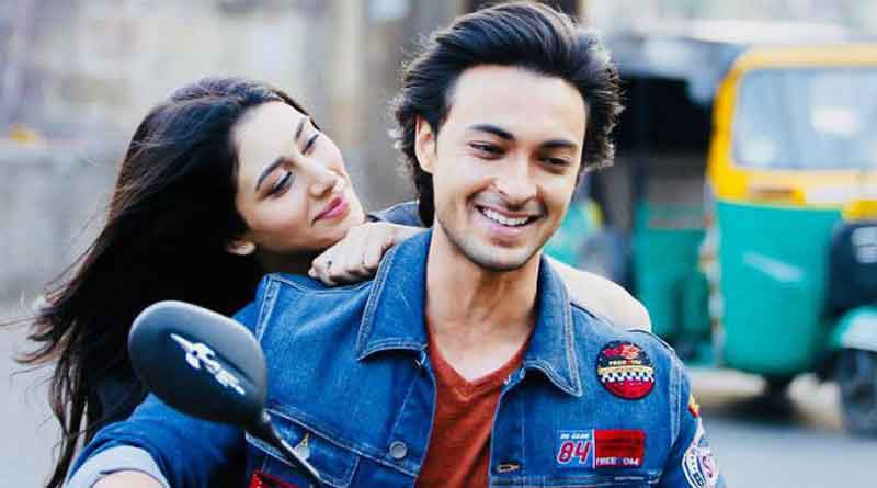 Loveratri's Warina Hussain,Aayush Sharma fined for riding bike without helmets