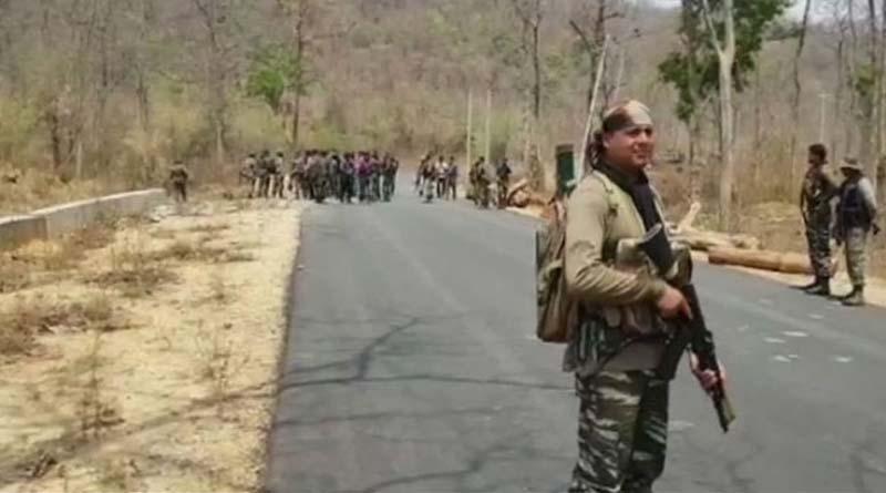 14 Maoists Killed In Chhattisgarh