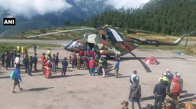 Nepal: Kailash manas sarobar yatra stopped due to bad weather