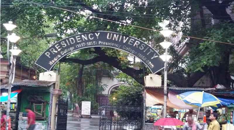 Kolkata: Student agitation in Presidency University
