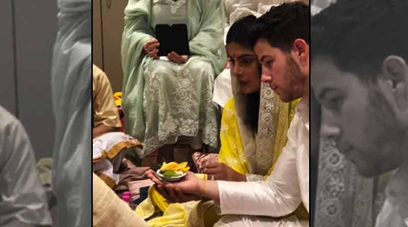 Priyanka Chopra-Nick Jonas engagement held in Mumbai