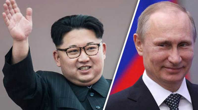 Russian President Vladimir Putin is ready to meet with North Korean leader Kim Jong Un