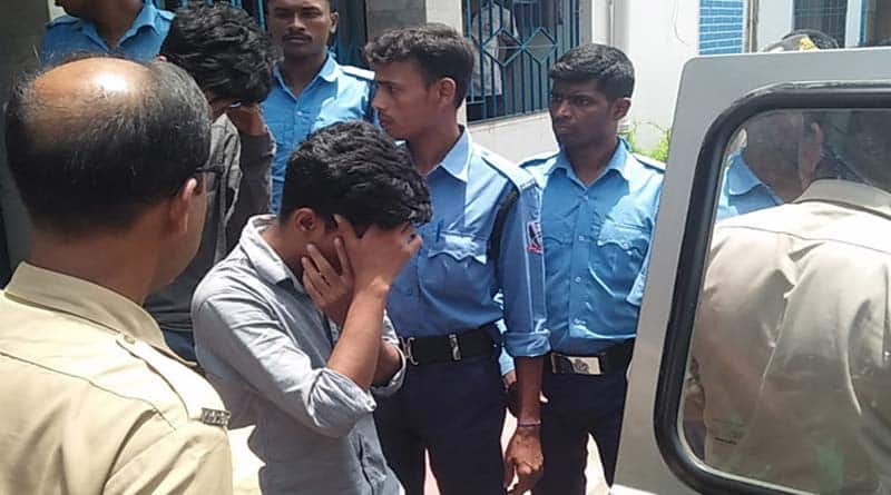 Krishnanagar: 4 college student arrested on charges of ragging