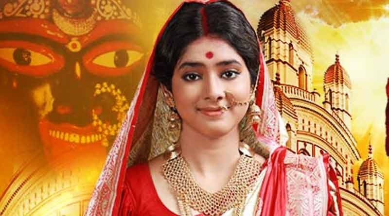 Actress Ditipriya Roy shares her thought of shooting Rani Rashmoni